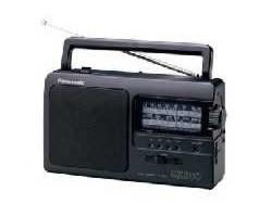 Audio Porttil PANASONIC RF3500E9K