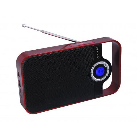 Audio Porttil SUNSTECH RPDS250RD