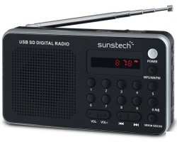 Audio Porttil SUNSTECH RPDS32SL