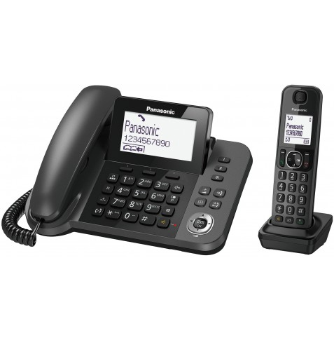 Telfono Inalmbrico PANASONIC KXTGF310EXM