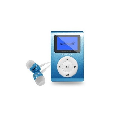 Audio Porttil SUNSTECH DEDALOIII4GBBL