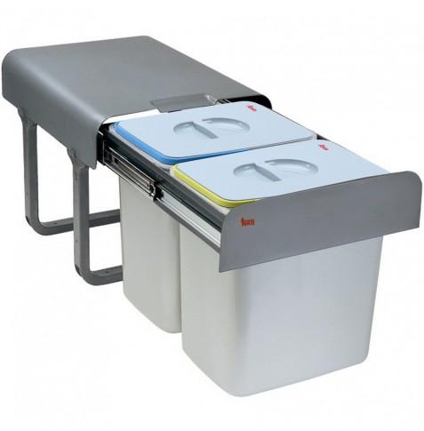Cubo TEKA Reciclaje Eco Easy 45