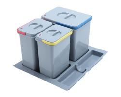 Cubo TEKA Reciclaje Eco Easy 60