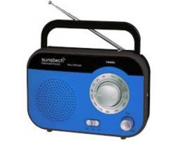 Audio Porttil SUNSTECH RPS560BL