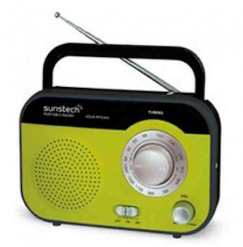 Audio Porttil SUNSTECH RPS560GN