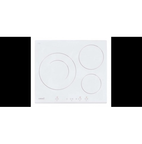 Placa Induccin CATA IB6030WH 3f Blanco Induc