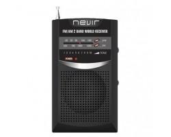 Audio Porttil NEVIR NVR136N
