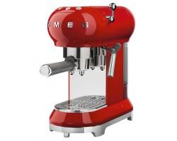 Cafeteras SMEG ECF01RDEU
