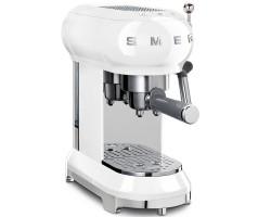 Cafeteras SMEG ECF01WHEU