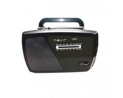Radio Porttil NEVIR NVR-140