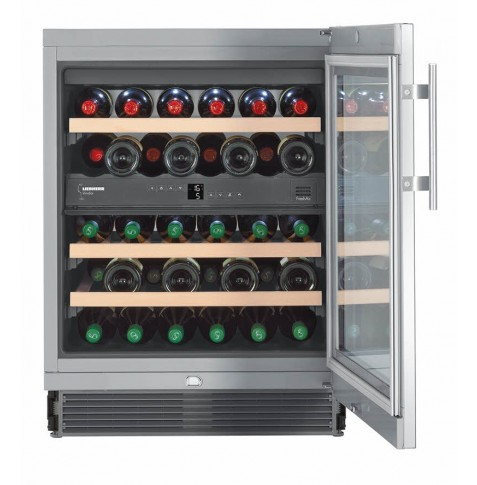 Vinoteca Libre Instalacin LIEBHERR WTES1672