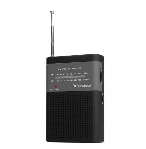 Radio Porttil SUNSTECH RPS42BK